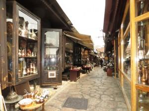 Szarajevó bazár