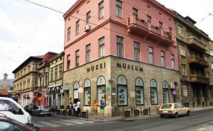 Szarajevó merénylet helyszíne